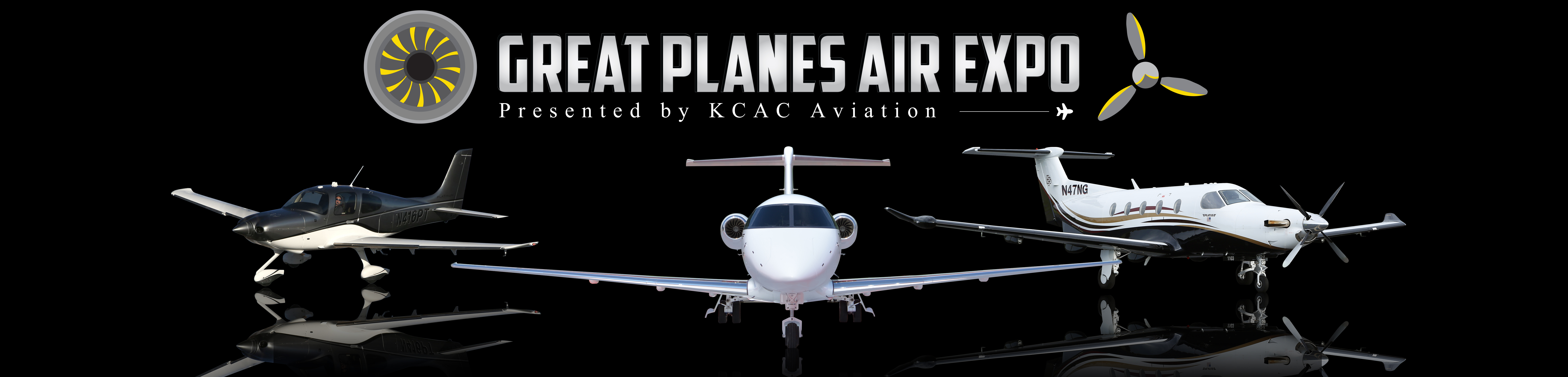 Great Planes Air Expo Presented by KCAC Aviation